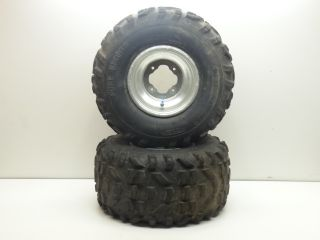 Yamaha Warrior 350 Rear Rims and Tires 22x10x9