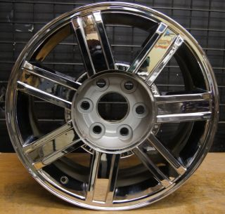 Cadillac Escalade Chrome 18 Factory 2007 09 Wheel Rim 5303 B
