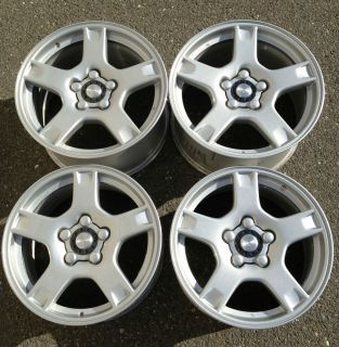 97 99 Chevrolet Chevy Corvette C5 Factor Wheels Rims 17x8 5 5058 18x9