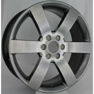 OEM Hyper Silver Chevrolet Chevy Trailblazer SS Wheels Rims   Set of 4