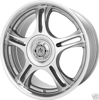 16 American Racing Estrella Wheels Rims GM 5x115 35mm