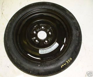93 94 95 96 97 Ford Probe Spare Wheel Tire Rim 15 x 4 OE Used 1993