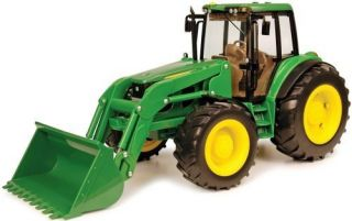 Deere 1 16 7430 tractor With loader Removable dual rear wheels NEW