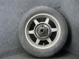 96 Honda Goldwing GL 1500 Rear Rim Wheel R4