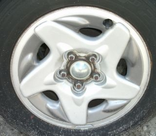 93 94 95 96 97 Dodge Intrepid Polycast Wheel Rim Factory 16x7