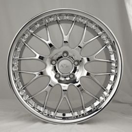 ADR42 Chrome Wheels Rims 20x8 5 5x112 20 Mercedes MBZ SL Class Allroad