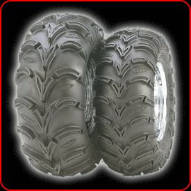 ITP ATV Mud Lite at Tire 24 8 12 24x8x12 560430 Mudlite