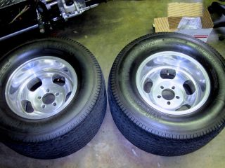 GASSER WHEELS ANSEN SPRINT MAGS AMERICAN RACING WESTERN HOT RAT ROD