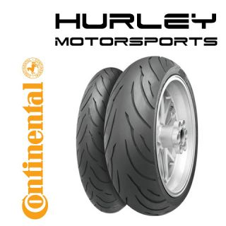 Continental Conti Motion 120 70 17 160 60 17 Tire Set
