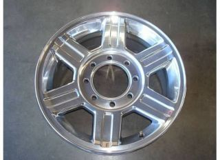 RAM 2500 3500 LARAMIE HD Wheel Rim OEM ALLOY Factory POLISHED 10 12 11