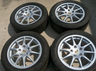 Porsche Panamera 18 Alloy Wheels Tires
