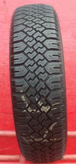 Used Wintermark 185 75R14 Steel Belted Radial HT WW Snow Tire