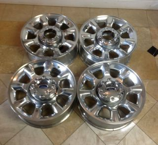 Ford F250 F350 Factory 20 Rims Wheels
