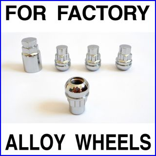 Acura Honda Wheel Locks Lug Nuts for Factory Wheels