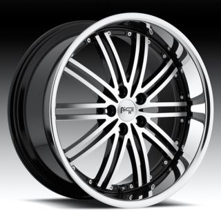 20 Niche Touring Wheels Niche Wheel Tire Package Rims for Infinity