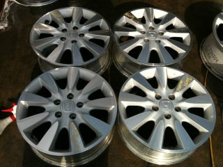 06 07 Honda Accord Wheels 17x6 1 2 Alloy 9 SPOKE16X7 Nice Used
