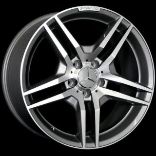 STAGGERED WHEELS 5X112 RIM FITS MERCEDES BENZ C CLASS 230 300 350