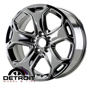2011 2011 PVD Bright Chrome Wheels Rims Factory 3848 Exchange