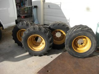 New Holland Skid Steer Tires Rims