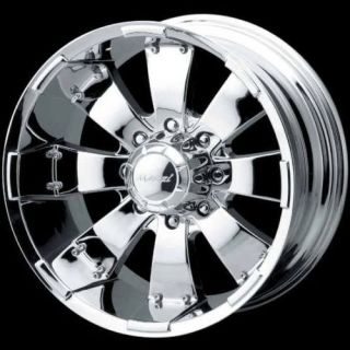 Ford F250 F350 Excursion 18 Mazzi Wheels Rims Chrome