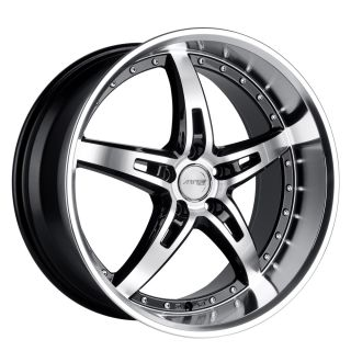 20 MRR GT5 Rims Wheels Lexus IS250 GS400 GS300 Mustang G35 Sedan M45