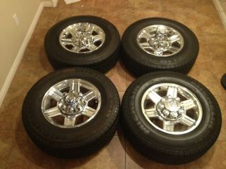 17 Dodge RAM 2500 3500 Alloy Wheels Rims Tires 8 Lug Dodge RAM