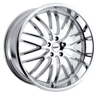 18x8 TSW Snetterton Chrome Wheel Rim s 5x114 3 5 114 3 5x4 5 18 8