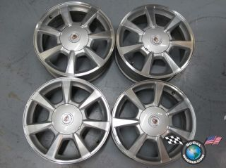 08 09 Cadillac cts STS Factory 17 Wheels Rims 4623 5x120