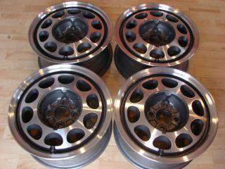 Mustang GT LX 10 D HOLE 15 15X7 Factory RIMS WHEELs no nos 4 lug OEM