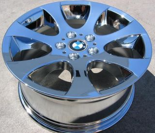 BMW 323i 328i 330i 335i Chrome Wheels Rims Exchange Stock