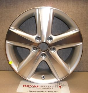 Toyota Camry 17 5 Spoke Alloy Wheel Rim Genuine OE