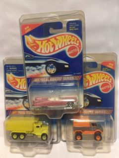 Hot Wheels 1995 Real Riders