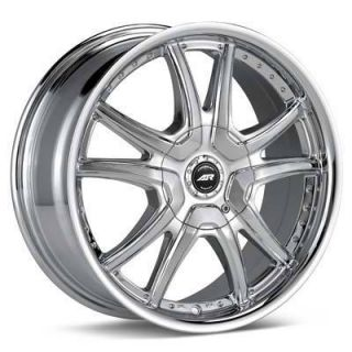 16 inch American Racing Chrome Rims Wheels 16x7 5x4 5 Awesome Deal