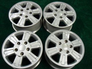 Toyota Tundra Sequoia 18 Alloy Silver Wheels Rims