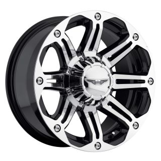 CPP American Eagle 050 Wheels Rims 20x9 Fits Chevy GMC Dodge 2500
