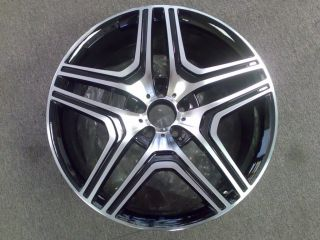 20 Mercedes Benz ML63 Style Wheels Rims Fits Any ml R GL