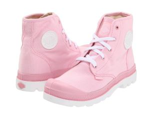 Palladium Kids Pampa Hi Lace Girls Shoes (Pink)