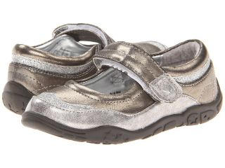 Kenneth Cole Reaction Kids Way On Words Jr Girls Shoes (Pewter)