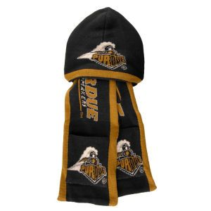 Purdue Boilermakers Team Beans NCAA Hooded Scarf