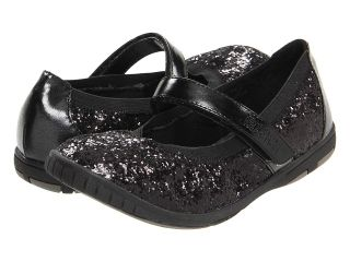 Kenneth Cole Reaction Kids Prize On By Girls Shoes (Black)