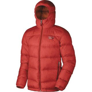Mountain Hardwear Kelvinator Down Jacket   650 Fill Power (For Men)   RED (2XL )