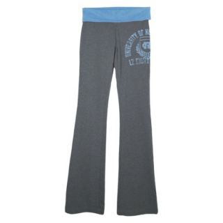 NCAA Womens North Carolina Pants   Grey (XL)