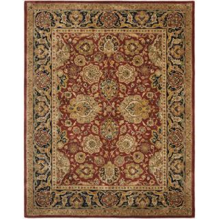 Safavieh Persian Legend Rust / Navy Rug PL537A Rug Size 6 x 9