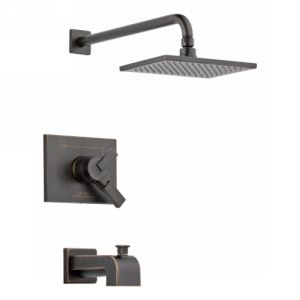 Delta Faucet T17453 RB Vero Monitor 17 Series Tub & Shower Trim