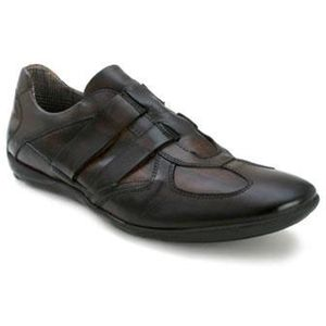 Bacco Bucci Mens Fausto Brown Shoes   2553 20 200