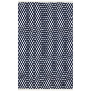 Safavieh Boston Bath Mats Navy Rug BOS685D  Rug Size 26 x 4