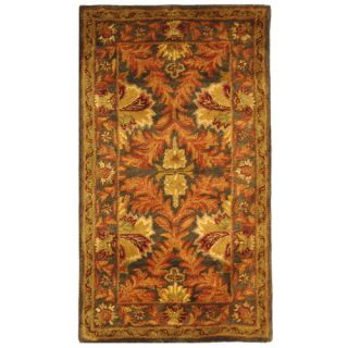 Safavieh Antiquities William Morris Rug AT54B Rug Size Round 8