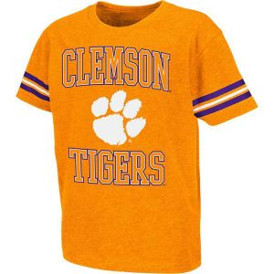 Clemson Tigers Colosseum NCAA Kids Bullet T Shirt