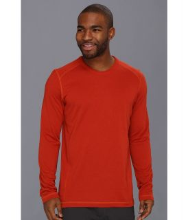 Mountain Hardwear Trekkin Thermal Crew Mens Long Sleeve Pullover (Multi)