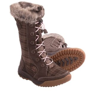 Teva Lenawee Boots   Waterproof (For Kids and Youth)   BROWN (9 )